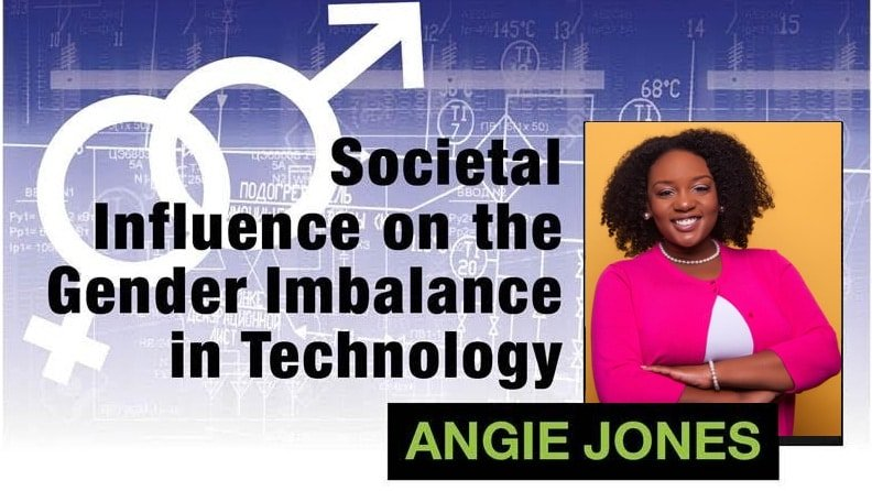 Societal Influence on Gender Imbalance in Technology