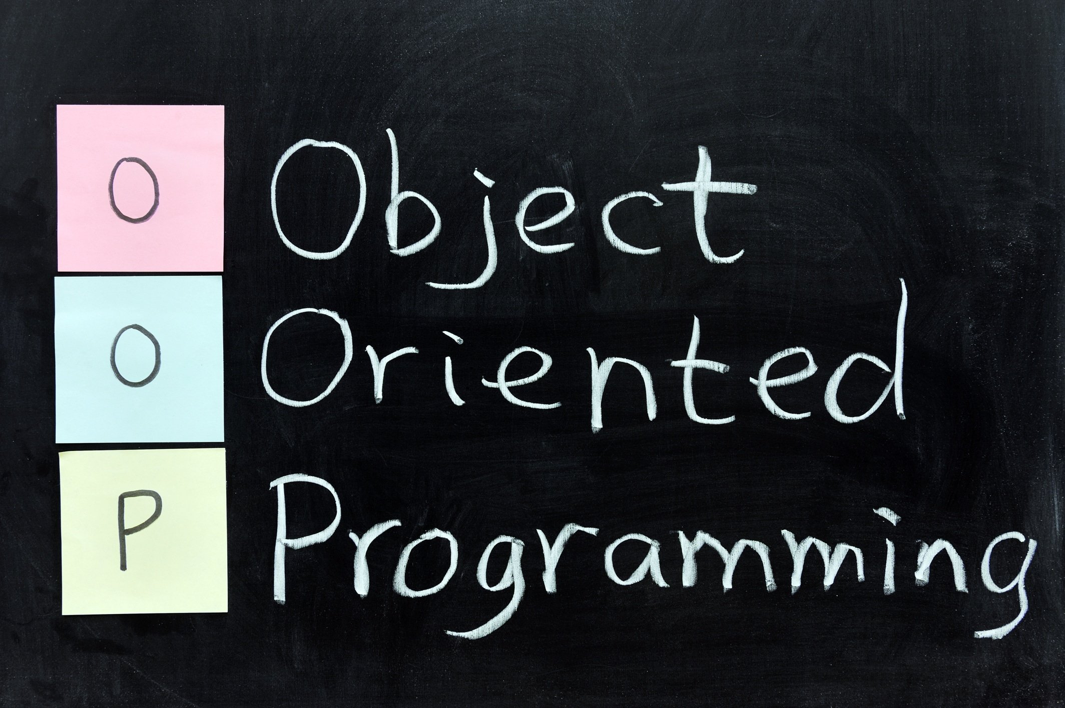 Basic principles of OOP and their use
