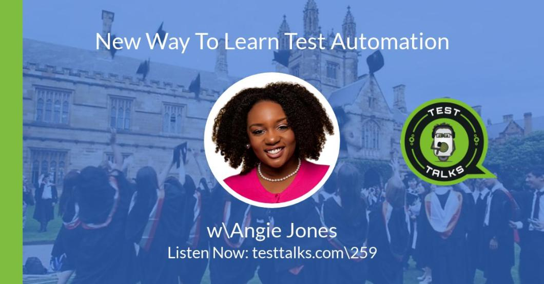 New Way To Learn Test Automation