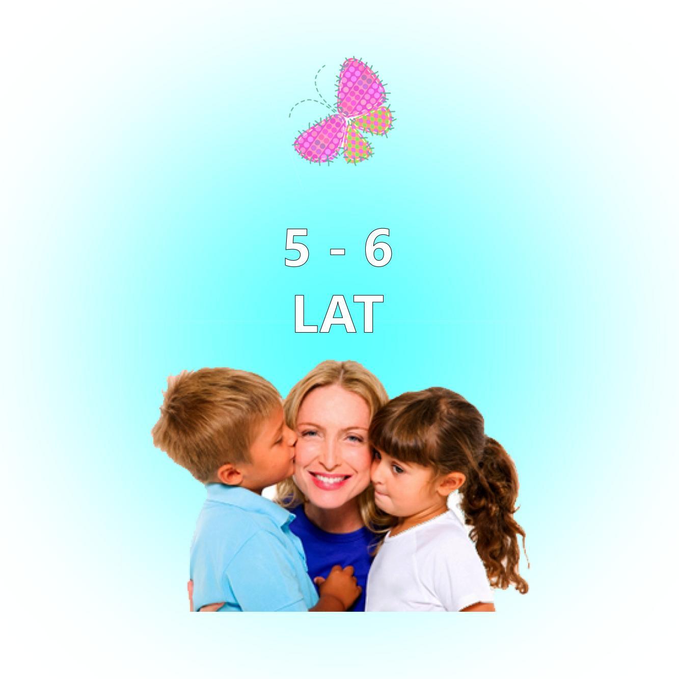 Angielski w przedszkolu: pięciolatki, sześciolatki