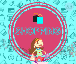 Shops, shopping Songs, stories and cartoons for kids