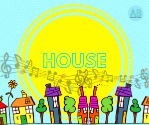 House Songs, stories, cartoons for kids
