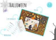 Printable Halloween Poster Pack