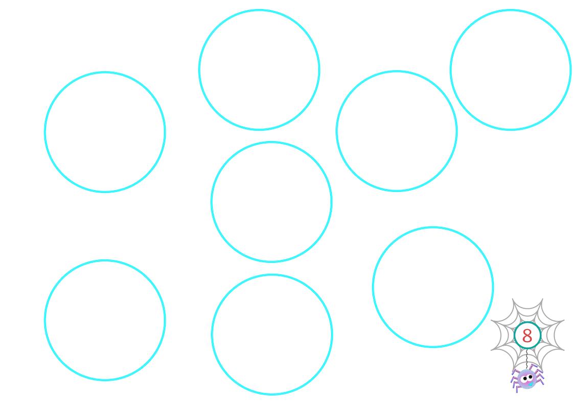 Blank circles printable