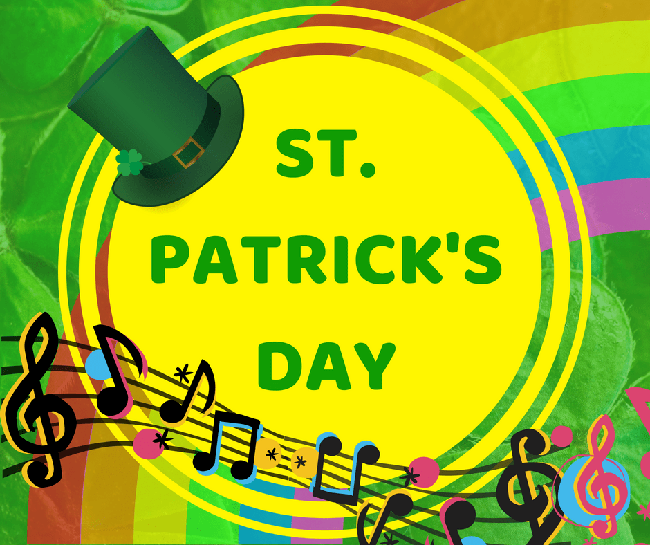 St Patrick's Day Songs and stories