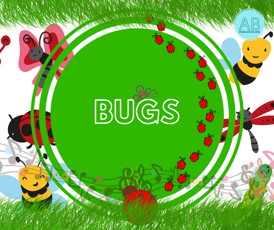 bugs insects Songs and stories