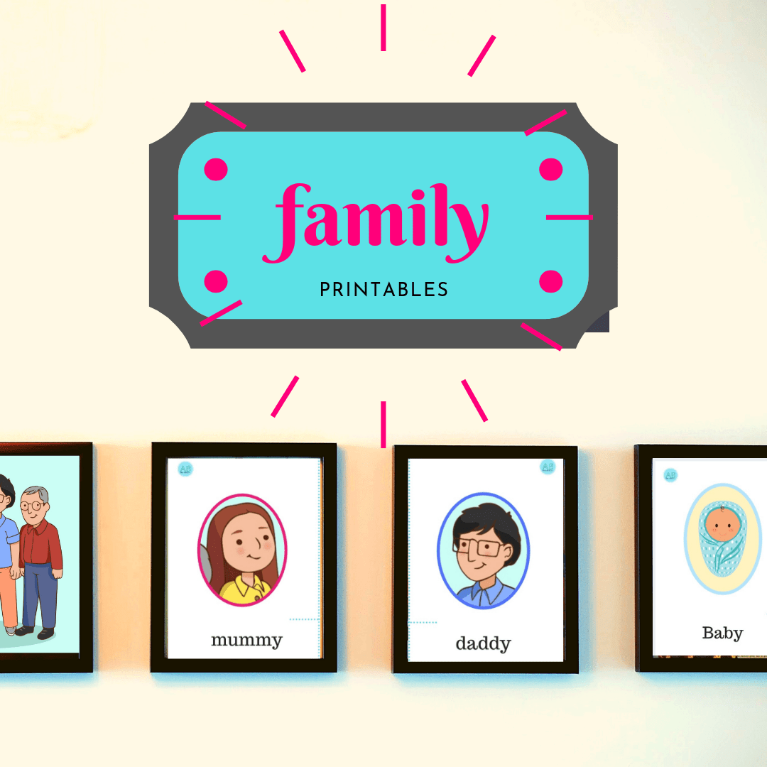 Printable free download Family resources