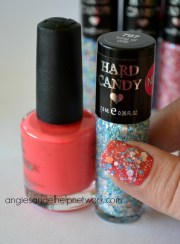 hard candy pop art nails