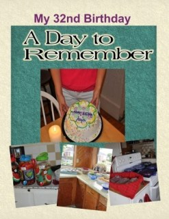 My Memories Suite - My 32nd Birthday