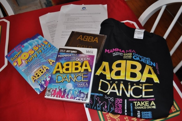 ABBA Dance for the Wii