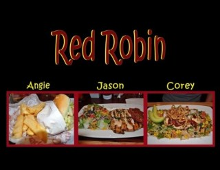 Vancouver, WA Red Robin Opening Test Dinner 5