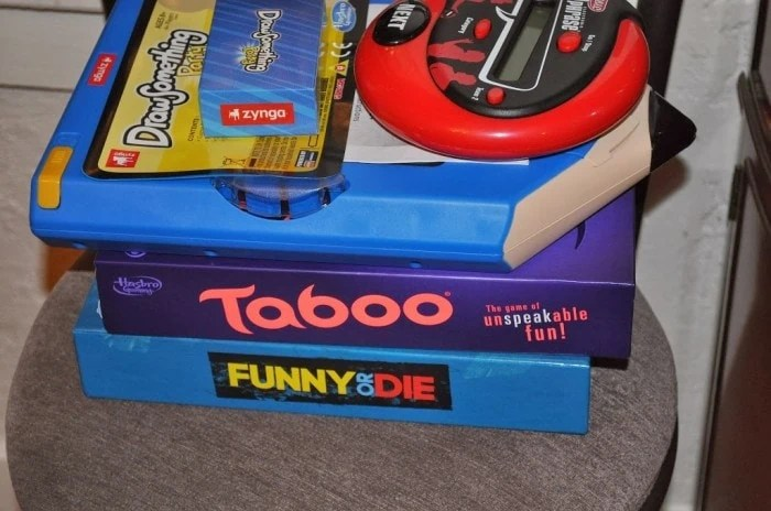 House Party fun with Hasbro Games – Get Your Game ON!