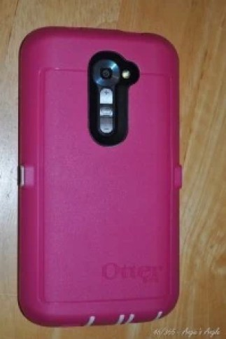 Day 46 - My new phone case - Angie's Angle