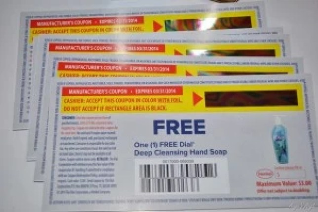 Free Coupons for giveaway for Dial Hand Soap