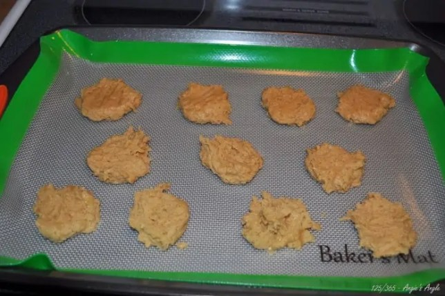 Day 125 - Making Cookies