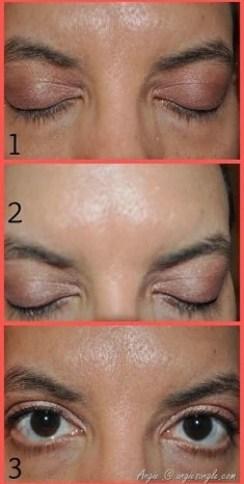 Easy & Natural Looking Eyes in 1, 2, 3