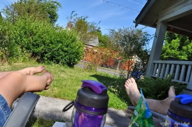 Day 159 - Outside Reading