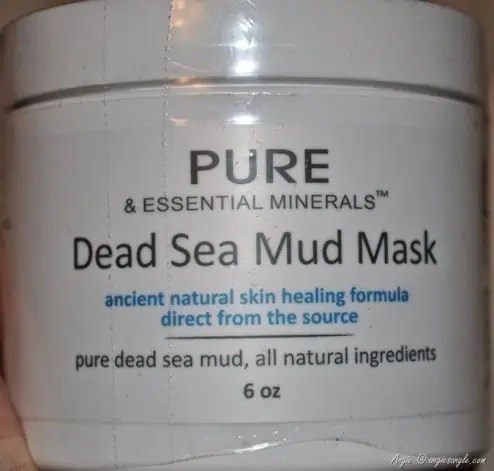 Relax and Refresh with the Dead Sea Mud Mask #deadseamudmask