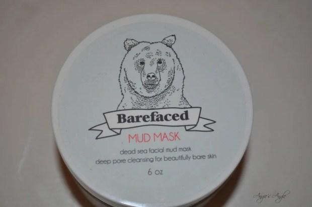 Bearfaced Dead Sea Mud Mask - Header