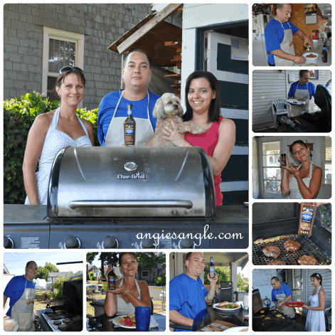 McCormick Grilling Party Collage