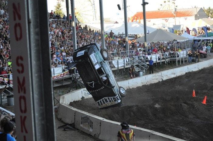Tuff Trucks at the Clark County Fair 2014 – Wordless Wednesday