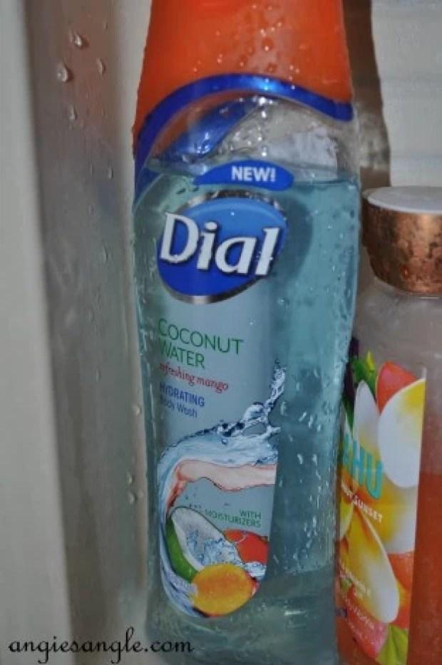 Dial Coconut Water Body Wash - Hydrating Refreshing Mango