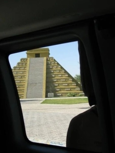 Places I Have Traveled Mexico Pyramids