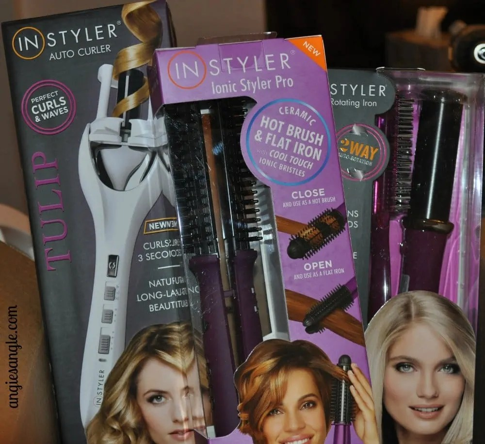 Beauty Monday: Getting Stylin' with InStyler Hair Tools #RSVPInStyler #gotitfree #giveaway ends 12/14