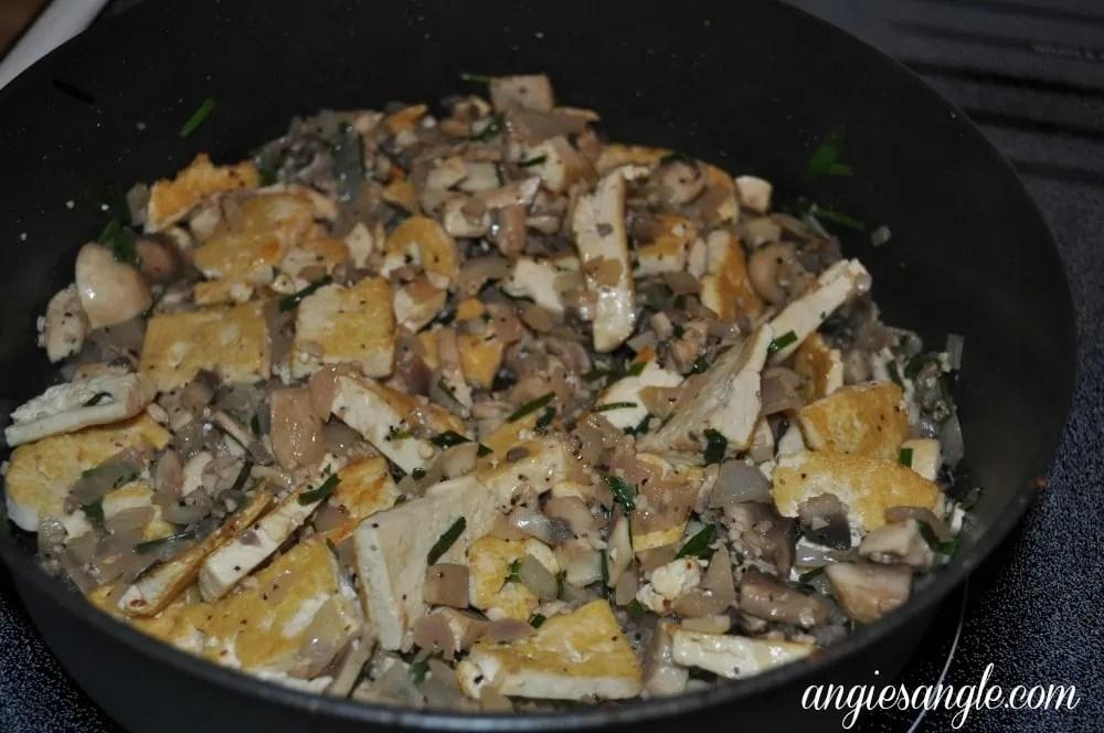 EZ Tofu Press - Tofu Stroganoff