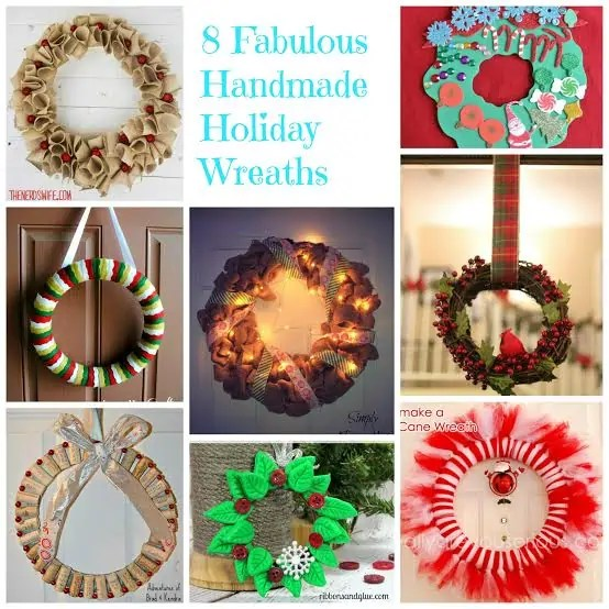 8 holiday wreaths that will add holiday cheer to your home angie 39 s angle - Admirable christmas wreath decorating ideas to welcome the december ...