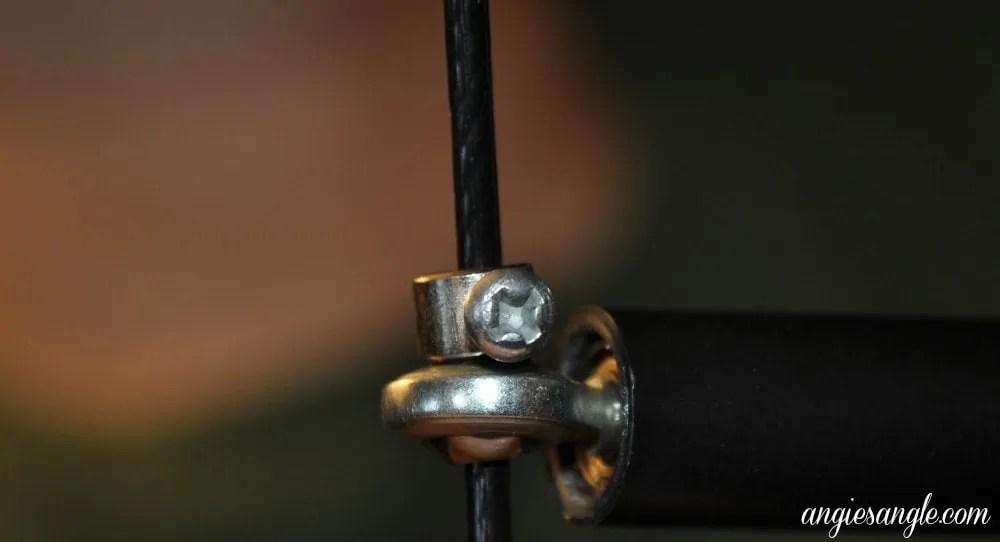 Adjustable Jump Rope - Screw to Adjust
