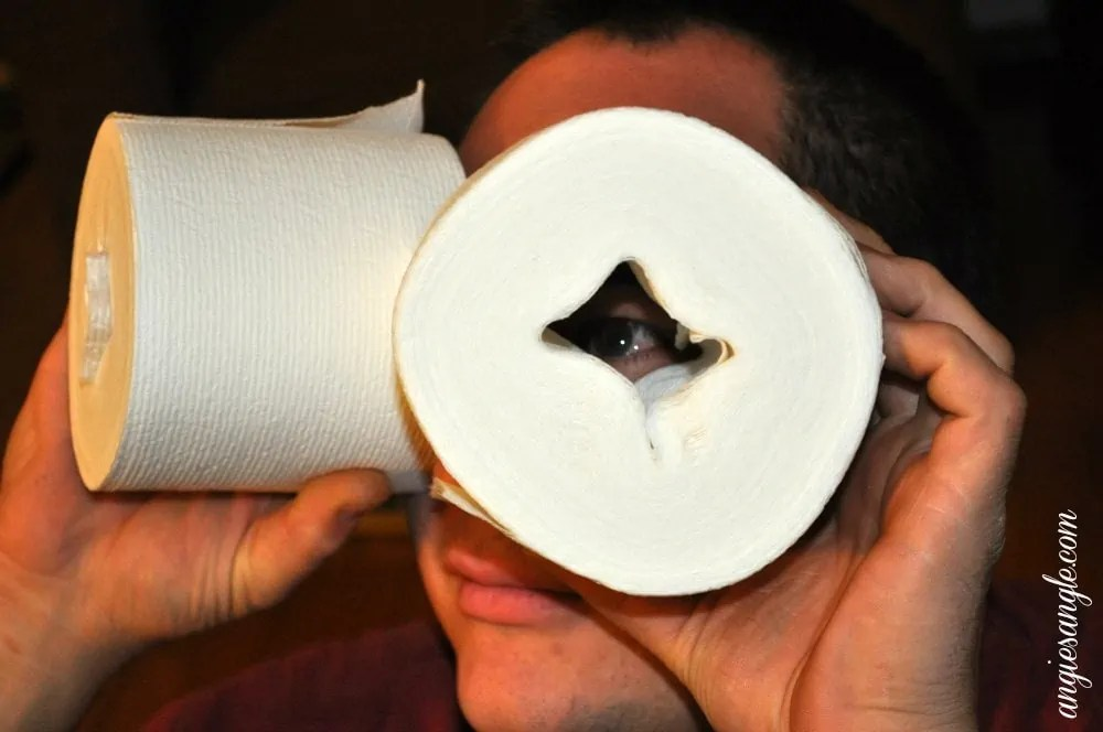 Catch the Moment 365 - Day 337 - Tube Free Toilet Paper