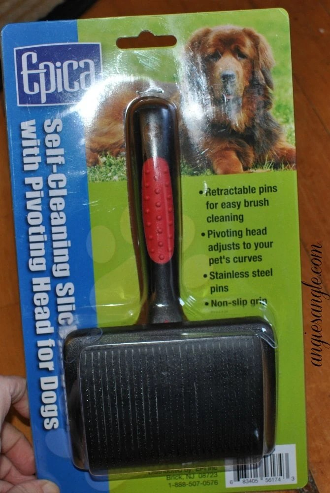 Epica Dog Brush