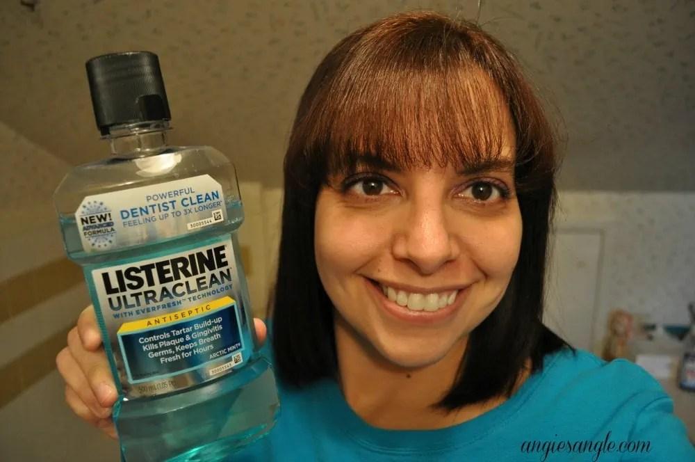 Listerine Ultra Clean