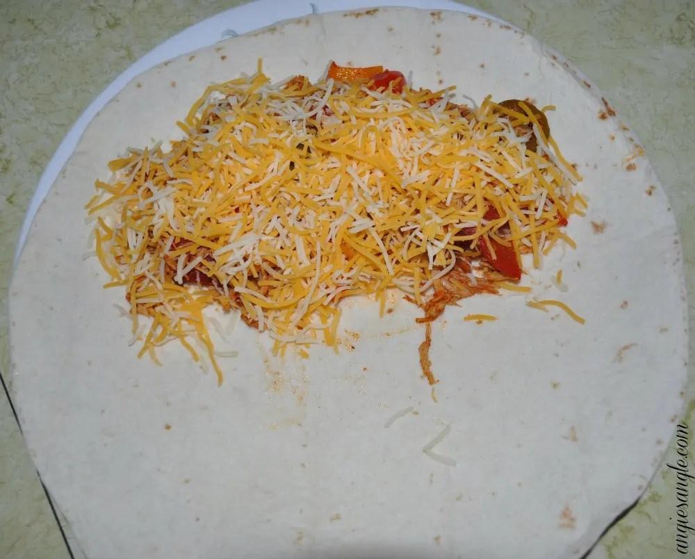 Mezzetta Recipe - Filling Cheese