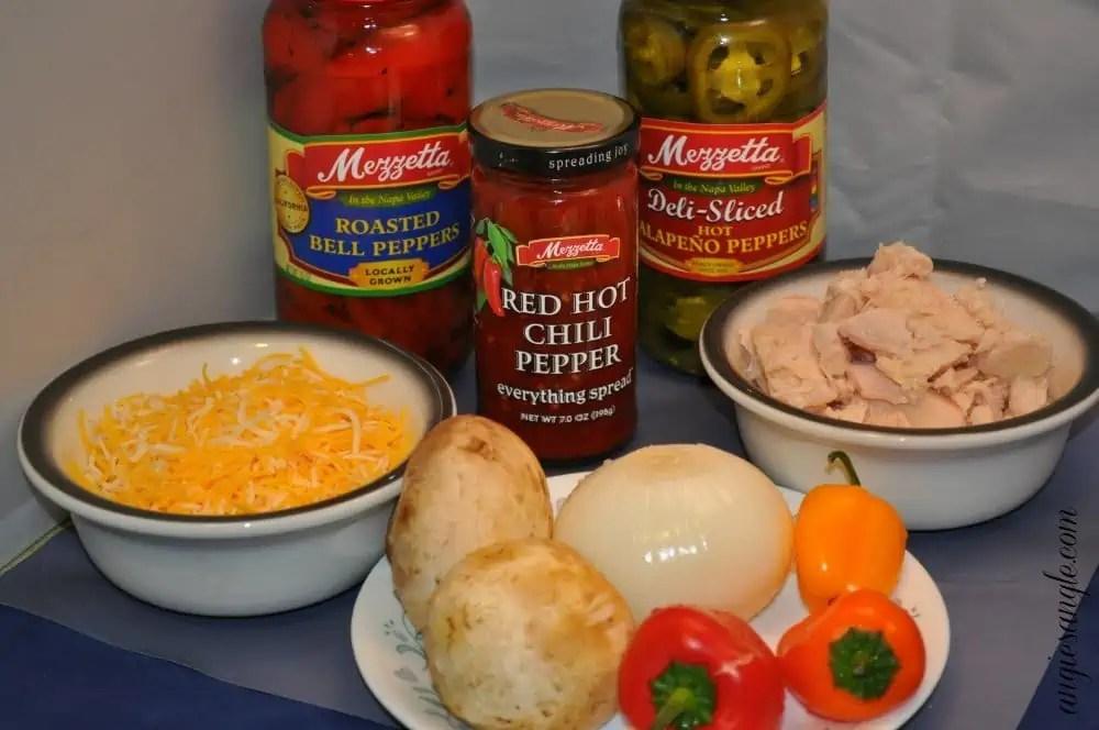 Mezzetta Recipe - Ingredients