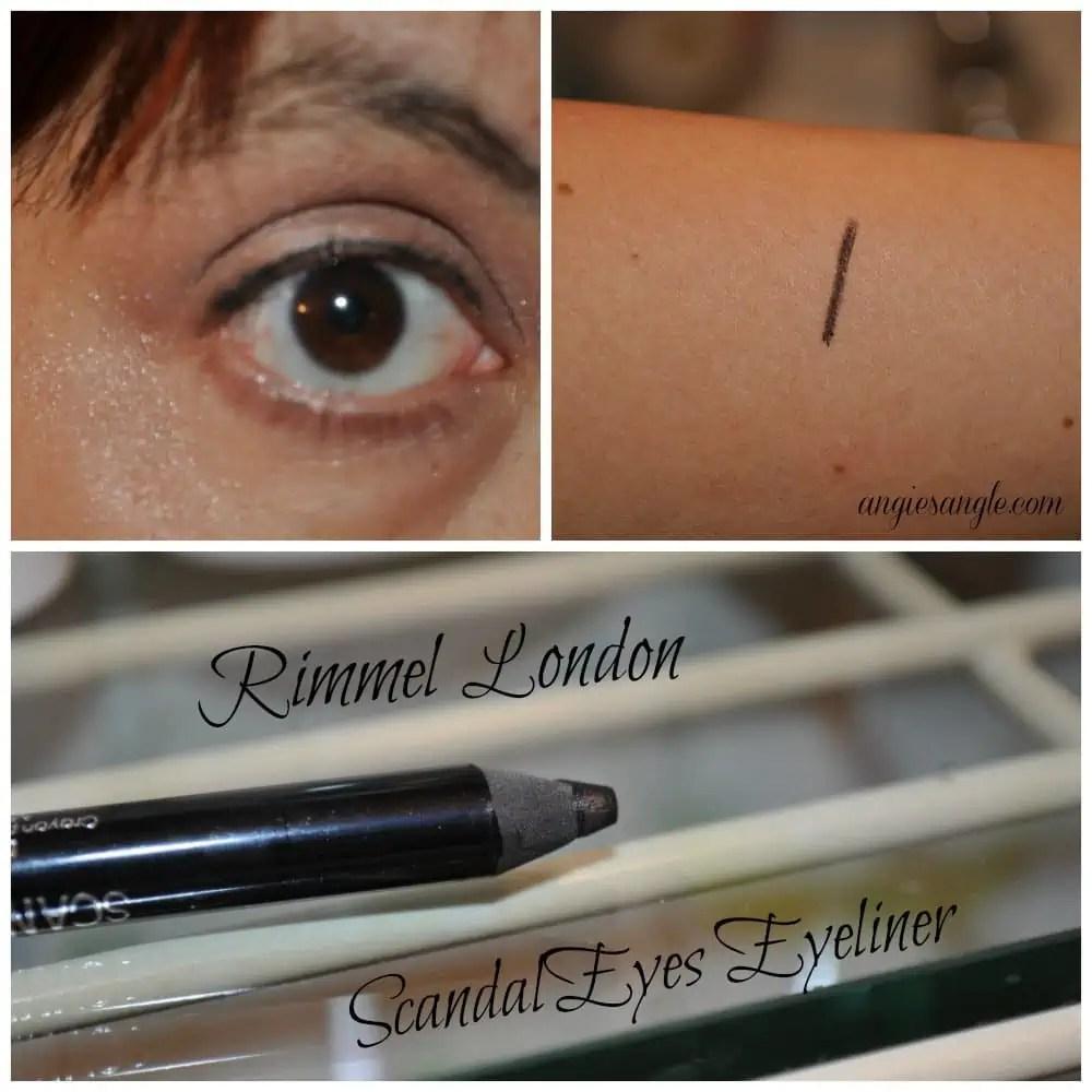 Beauty Monday with Rimmel London - ScandalEyes Eyeliner