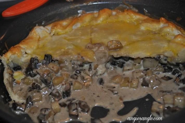 Catch the Moment 365 - Day 12 - Mushroom Pot Pie