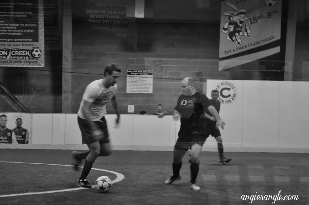 Catch the Moment 365 - Day 21 - Soccer Block