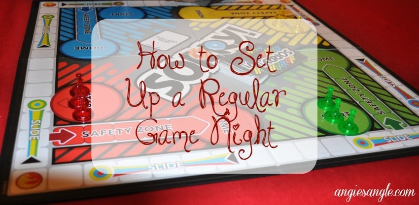 How to Set Up a Regular Game Night