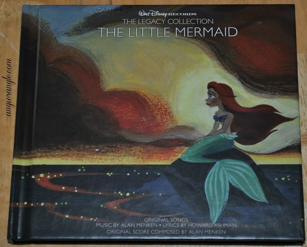Part of Your World – The Little Mermaid CD Collection #disneymusic #enmnetwork