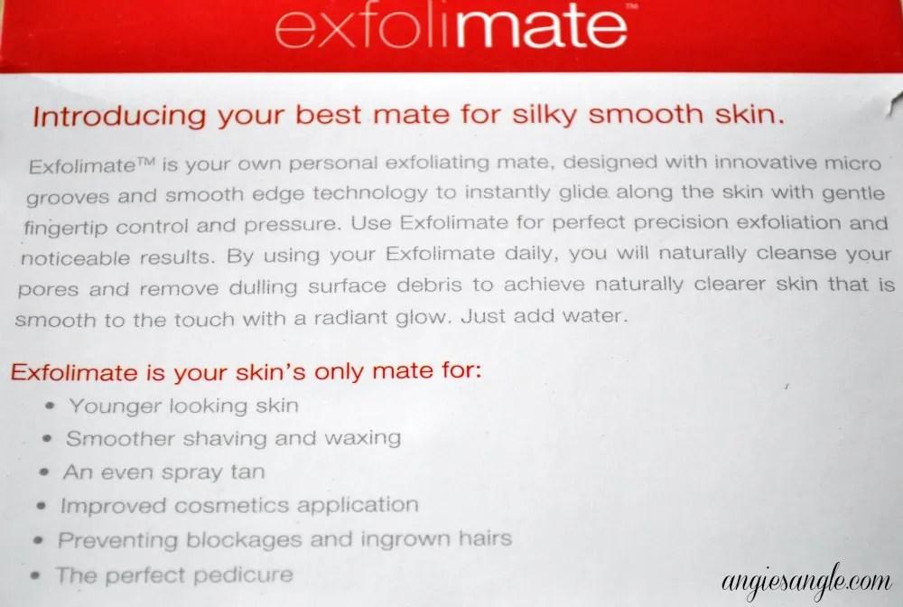 Exfolimate - Uses
