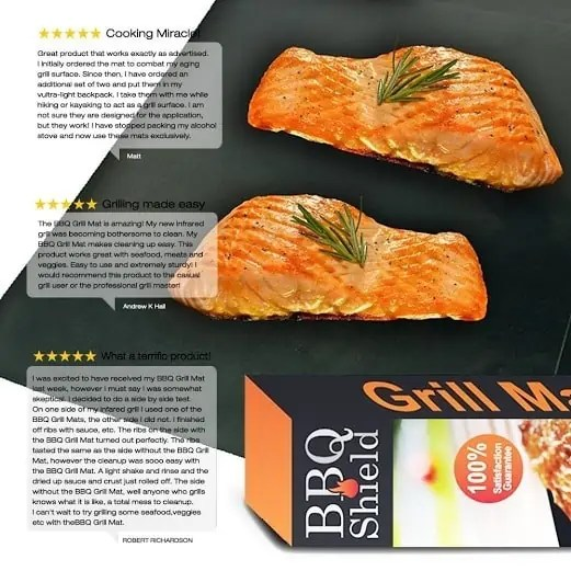 March Into Spring Giveaway - Grill Mat