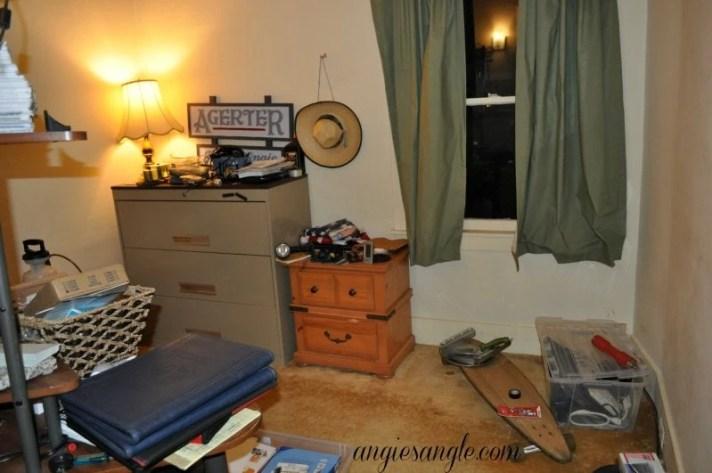 Catch the Moment 365 - Day 116 - Main Floor Bedroom progress