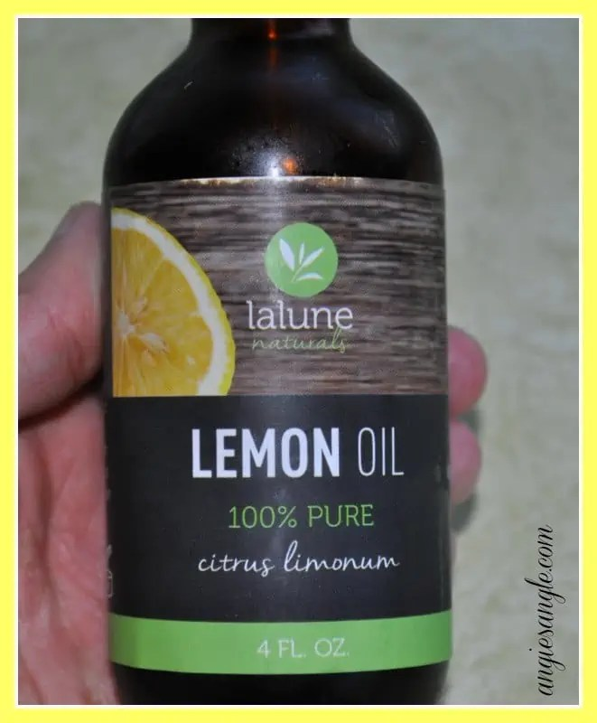 Pure Lemon Essential Oil