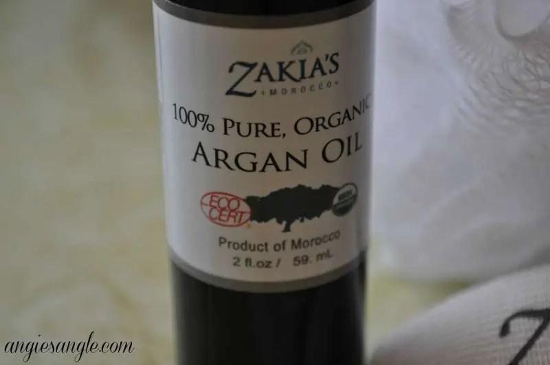 Zakias Moroccan Argan Oil