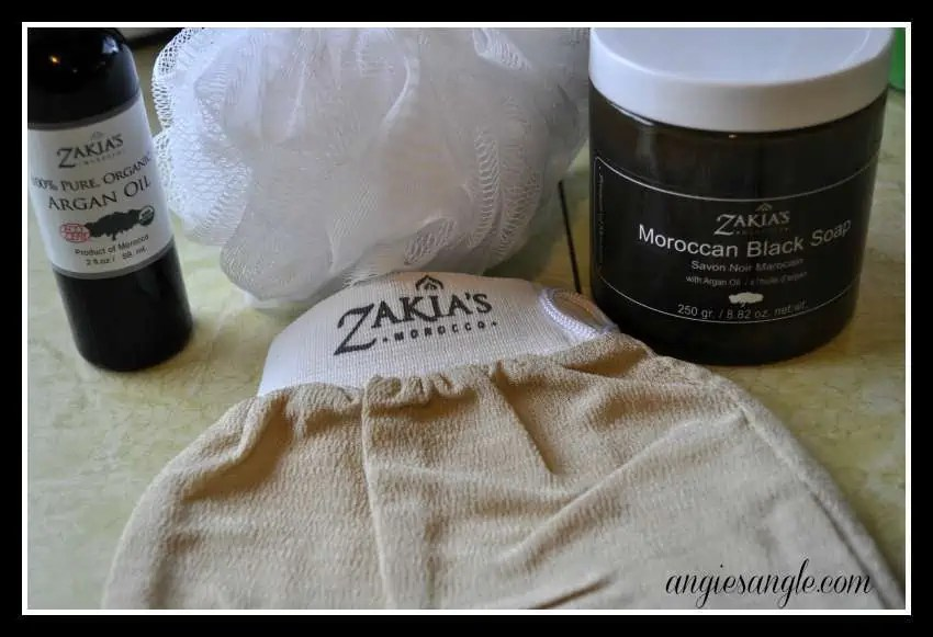 Do A Spa Day At Home with Moroccan Products #BeautyMonday