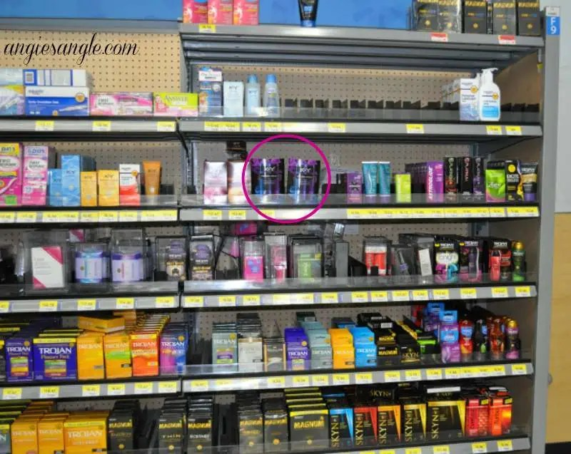 Spice It Up With Your Partner - Walmart Aisle Three - KY Yours and Mine