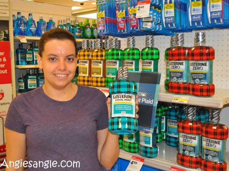 Catch the Moment 365 - Day 282 - Listerine in Store