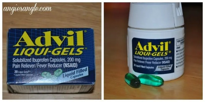 Need In Your Purse - Advil Liqui Gels